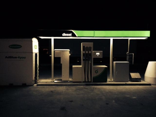 PEV – BP PEV SlumpOil Heerenveen Avond