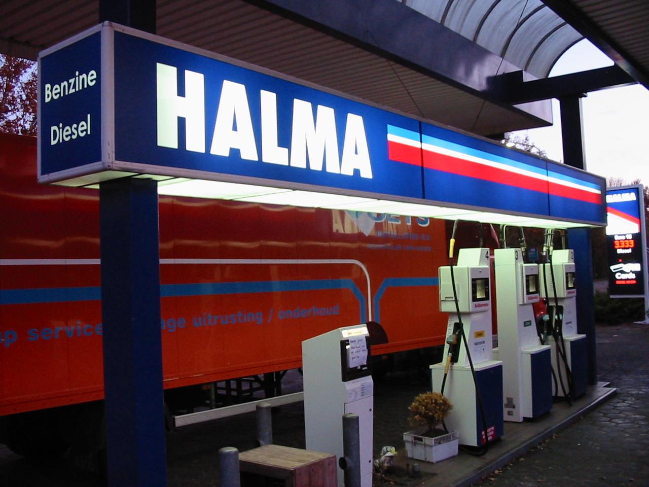 The Sign Creator Bv Levert Halma Te Noordbroek Op