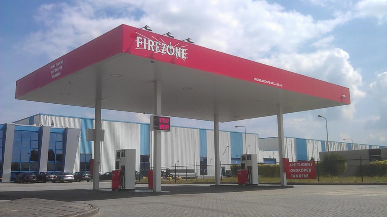 The Sign Creator Bv Levert Firezone Te Helden Op