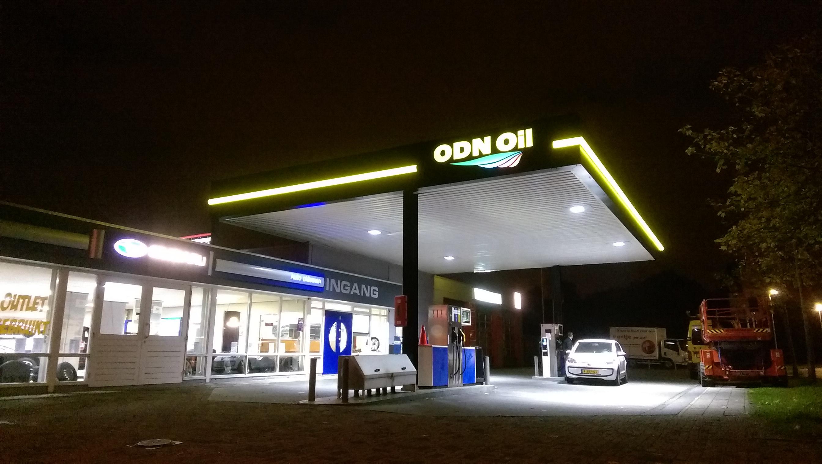 Boeiboorden – ODN Boeiboord Akeleiweg Groningen