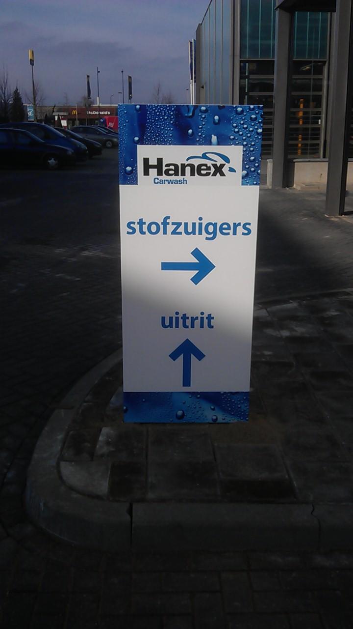 Carwash Hanex Te Veghel